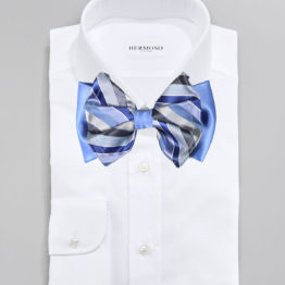 Hermoso New York Big Bow Tie - 3043