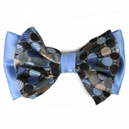 Hermoso New York Big Bow Tie - 3044