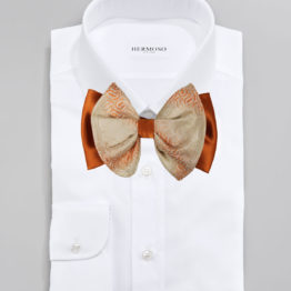 Hermoso New York Big Bow Tie - 3040