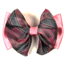 Hermoso New York Big Bow Tie - 3031