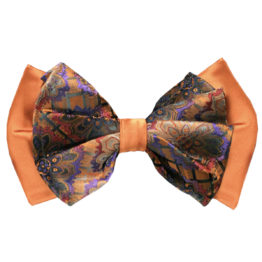 Big Bow Tie & Pocket Square Set - 3956
