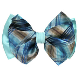 Big Bow Tie & Pocket Square Set - 3959