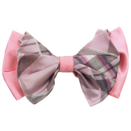 Hermoso New York Big Bow Tie - 4152