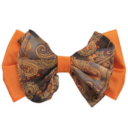 Hermoso New York Big Bow Tie - 4155