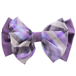 Hermoso New York Big Bow Tie - 4156