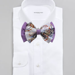 Hermoso New York Big Bow Tie - 4157