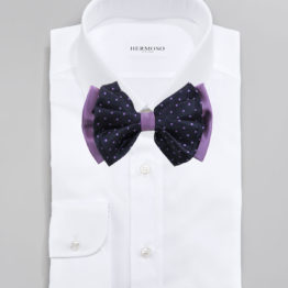 Hermoso New York Big Bow Tie - 4158