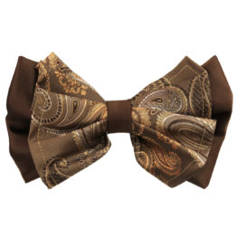 Hermoso New York Big Bow Tie - 4162