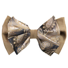 Hermoso New York Big Bow Tie - 4164