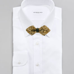 Sparks Bow Tie - 4402 Gold Glitter