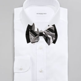 Hermoso New York Big Bow Tie - 4147