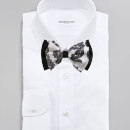 Hermoso New York Big Bow Tie - 4148