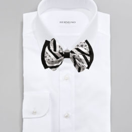 Hermoso New York Big Bow Tie - 4149