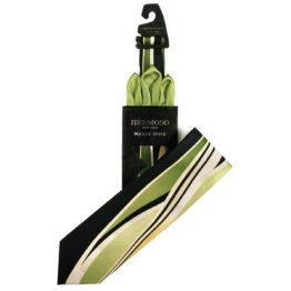 JOHN SPARKS Silk Tie + Pocket Squared2 5255