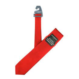 JOHN SPARKS Performance Tie -Red 3726